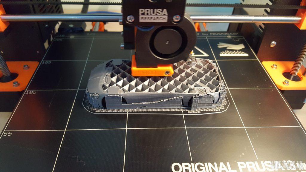 3D Printing BMW Vision M NEXT
