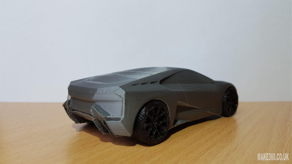 3D Printed BMW Vision M NEXT