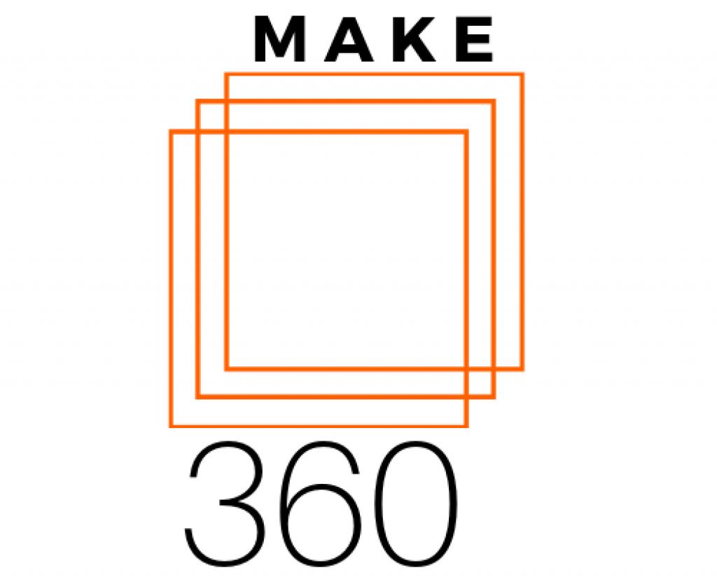 make360 logo