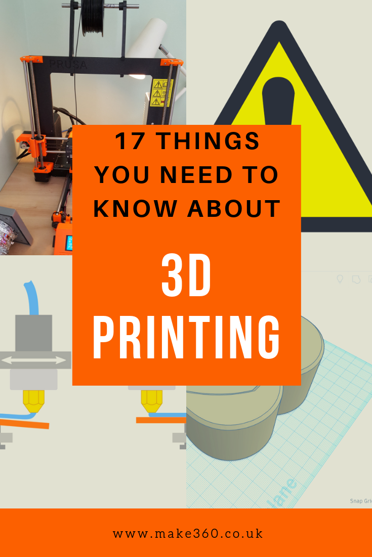 17 Things you need to know about 3D printing