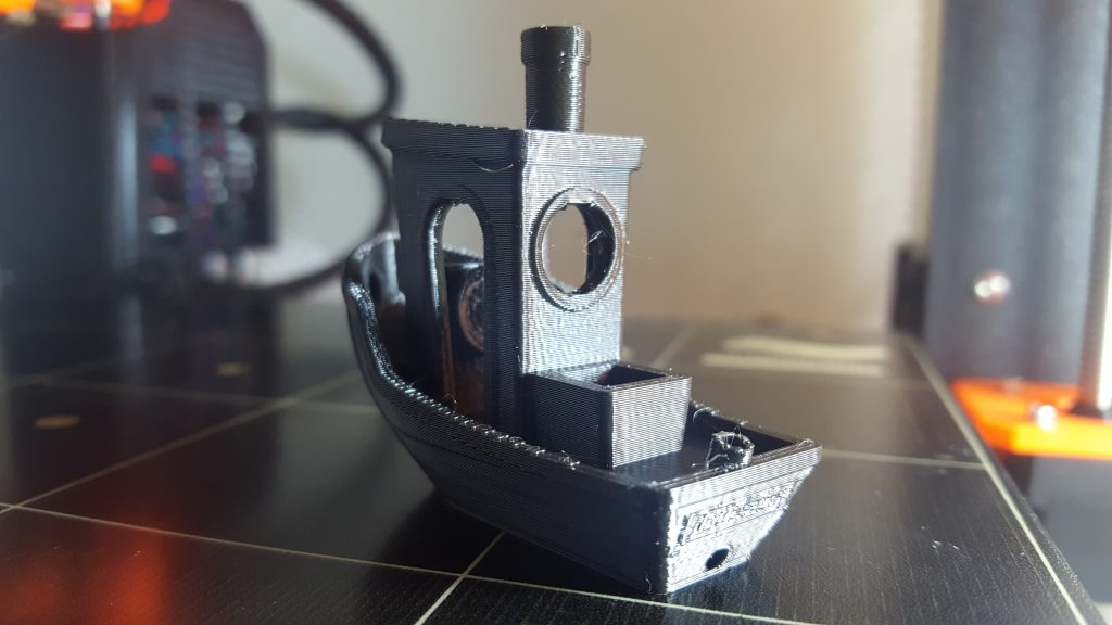 #3DBenchy - The jolly 3D printing torture-test by CreativeTools.se by CreativeTools Published on April 9, 2015 www.thingiverse.com/thing:763622 Creative Commons - Attribution - No Derivatives